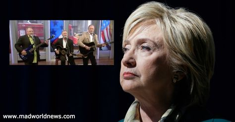 Hillary Clinton might have the liberal media and most of Washington, D.C. in her back pocket, but one music group just called out her ongoing antics and life full of corruption in a song that was written especially for Hillary. Within a day after being performed on FOX News, the song has started to go massively viral as it infuriates the Democratic candidate and her sheep supporters as well.