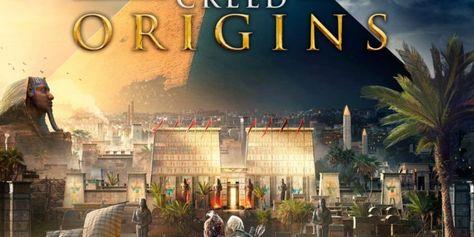 Assassin S Creed Origins Gameplay Trailer Price Release Date