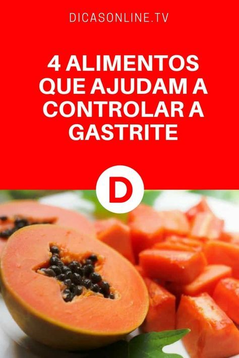 Pin Em Gastrite