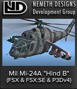 NEMETH : Mil Mi-24A
