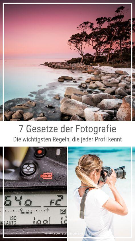 Fotografie Tipps: Unsere 7 Gesetze für bessere Fotos. Deine Bilder bekommen nicht die Aufmerksamkeit, die sie verdienen? Du fotografierst nach wie vor im Automatikmodus und deine Aufnahmen heben sich nicht von der Masse ab? Dann schau dir die wichtigsten 7 Regeln an, die du beim Fotografieren beachten musst. So werden deine Fotos großartig! #fotografieren #kamera #besserefotos #reisebilder #fototipps