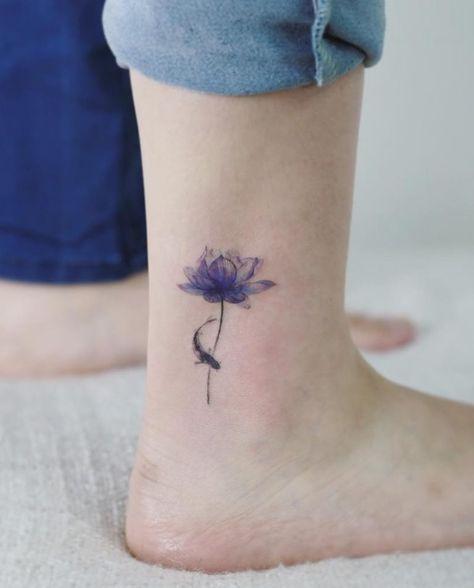117 Of The Very Best Flower Tattoos Flower Wrist Tattoos Wrist Tattoos For Guys Ankle Tattoo Small