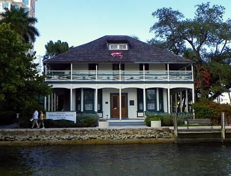 1913 Victorian Historic Stranahan House Museum In Fort Lauderdale Florida Oldhouses Com House Museum Victorian Homes Old Houses