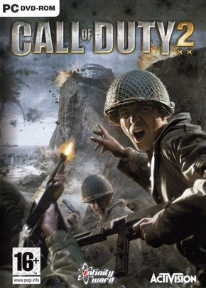 Call Of Duty 2 Full Español Game Pc Rip Call Of Duty Activision Call Of Duty Black