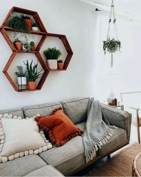 As the spot inside your house where everyone gathers around to do various kinds of activity, a living room should be decorated as proper as possible. Here, we share some inspiring living room decor ideas which are so perfect for you who have a limited budget for your home improvement plan.
