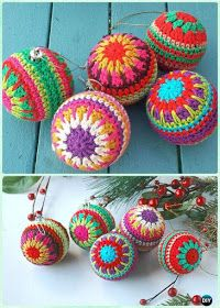 Lullaby Lodge: Christmas Crochet Round Up! Decorate your home with these 10 free patterns...