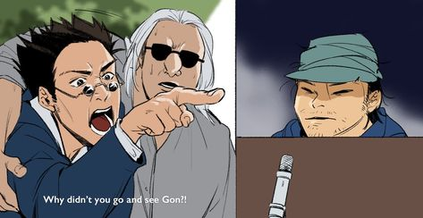 Legal way to watch the 1999 anime? Hunter X Hunter, Hunter Anime, City Hunter, Monster Hunter, Anime Meme, Manga Anime, Anime Art, Manga Girl, Anime Girls