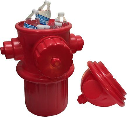 Hueter Toledo Plastic Fire Hydrant Storage Container Is A Multi