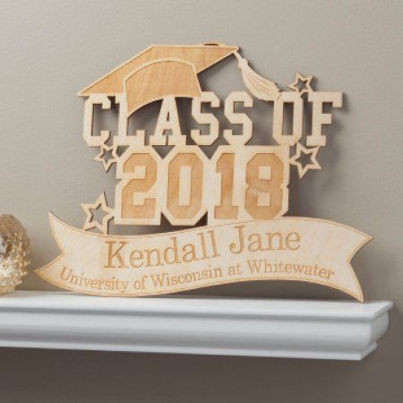 Custom 2019 Graduation Gift Bag Laser Cut