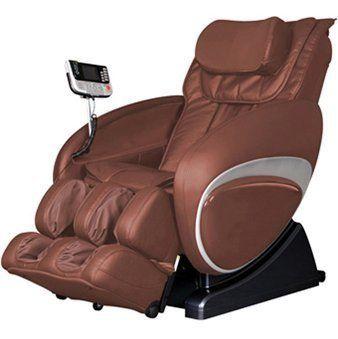 Cozzia Shiatsu Zero Gravity Massage Chair Model 16027 3500r Back Rest Brown By Cozzia Shiatsu Massage Chair Massage Shiatsu Massage