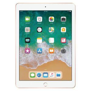 Apple 9 7 Ipad 6th Gen 128gb Gold Wi Fi Mrjp2ll A 2018 Model Apple 319 99 Apple Ipad Ipad Ipad Pro