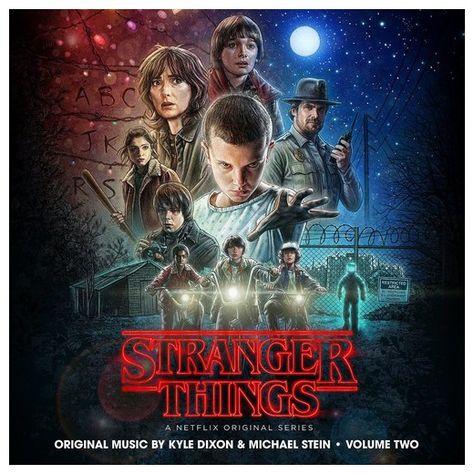 Stein, Michael (SURVIVE) - Stranger Things, Vol. 2 (OST) (CD)