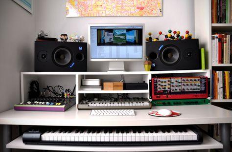 110 Besten Electronic Piano Stand Bilder Auf Pinterest | Schreibtische, DIY  Computer Schreibtisch Und Akustik