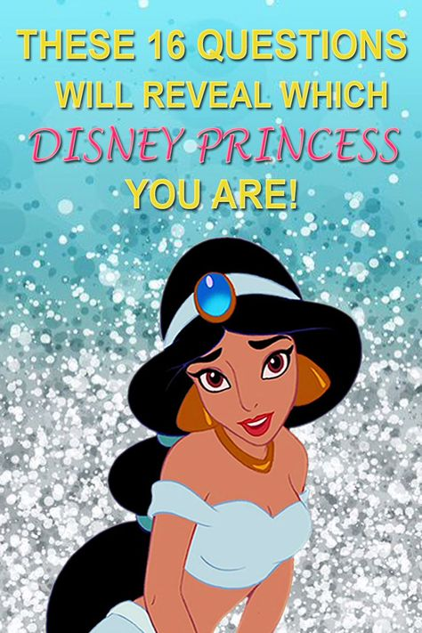 Which Disney Princess are you actually? Take this personality quiz and find out now! #disney #personalityquiz #disneyprincess