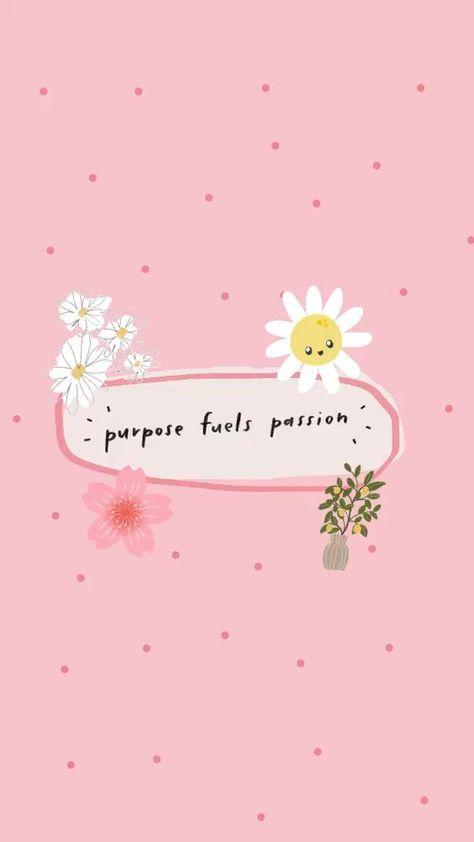 Purpose fuels passion. #inspirationalquote #dailyaffirmation