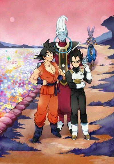 Goku And Vegeta Tumblr Dragon Ball Super Manga Dragon Ball Dragon Ball Artwork