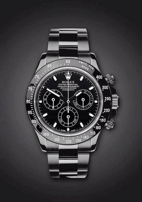 Rolex Daytona: Midnight / The Most Expensive Rolex Watch. / Love it! Rolex Daytona: Midnight / The Most Expensive Rolex Watch. / Love it!