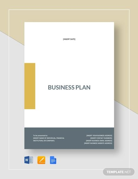 Simple Business Plan Template Word Doc Google Docs Apple Mac Apple Mac Pages In 2020 Business Plan Template Free Business Plan Template Word Business Plan Example