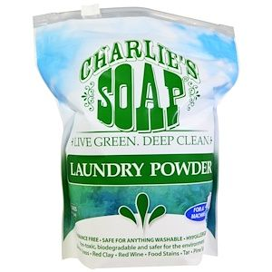 Charlie S Soap Laundry Powder 2 64 Lbs 1 2 Kg Discontinued