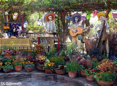 15f164dee9ca77910bd1d311abdbc5e1 outdoor decorations day of the dead