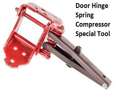 The Diy Gm Door Hinge Repair Kit And Procedure Door Hinge Repair Door Hinges Hinges