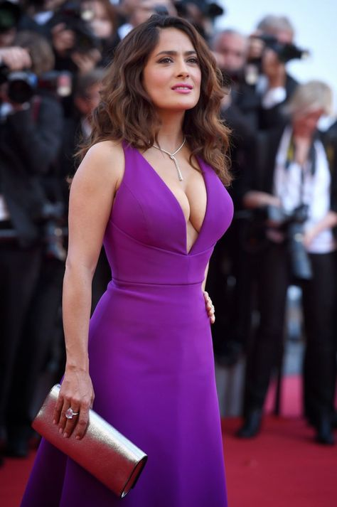 Salma Hayek Pinault is an American-Mexican model, actress, and film producer. 50 years-old lady married to French billionaire Francois-Henri Pinault in 2009