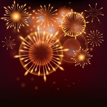 12 x Neon Yellow Celebration Bubbles