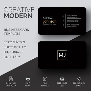 Corporate Business Card Business Cards Creative Templates Printing Business Cards Business Cards Creative