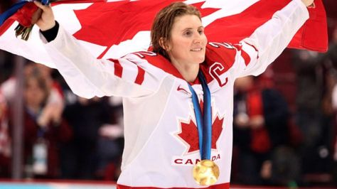 The Afternoon Edition  | Wickenheiser Virtually Facing Off