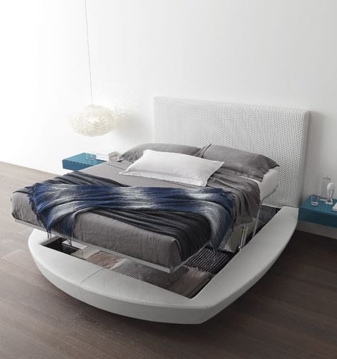 Stylish Storage Bed from Bushell Interiors Dublin. Email us at info@bushellinteriors.com for more info on how pricing or how to order.