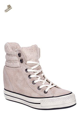 Converse Womens Chuck Taylor All Star Hi Platform Plus