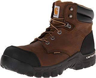 "Thorogood 804-6444 Gen-Flex2 6/"" Lace-To-Toe Composite Safety Toe Work Boots"
