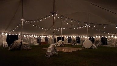 Duluth Event Lighting provides all kinds of lighting options for outdoor tents. We even have a inventory of generators if your tent is away from a power ... : outdoor tent weddings - memphite.com