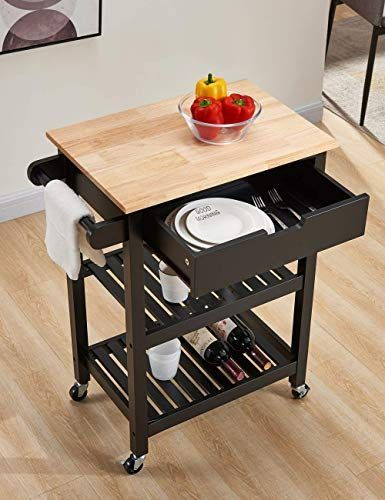Buy Linio Home Microwave Carts Kitchen Carts Storage Drawers Rolling Island Kitchen S In 2020 Small Kitchen Storage Kitchen Furniture Storage Small Kitchen Island