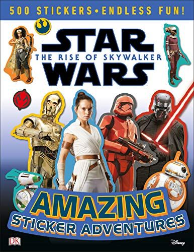 Free Download Pdf Star Wars The Rise Of Skywalker Amazing Sticker Adventures Ultimate Sticker Collection Free Star Wars Stickers Star Wars Facts Fun Stickers