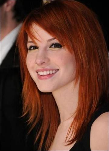 Frisuren Frauen Rote Haare #frauen #frisuren #haare | vlasy ...