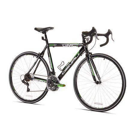 Gmc 22 Men S Denali Road Bike Green Black Bicycle Maintenance Bicycle Road Bike