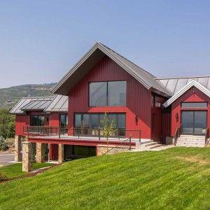 Goshawk Ranch Ecosteel Prefab Homes Green Building Steel
