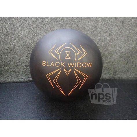 Hammer Bowling Black Widow Urethane 15 Lb 04 Oz Undrilled