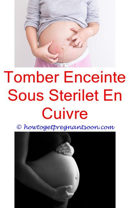 peut on tomber enceinte apres une hysterosalpingographie