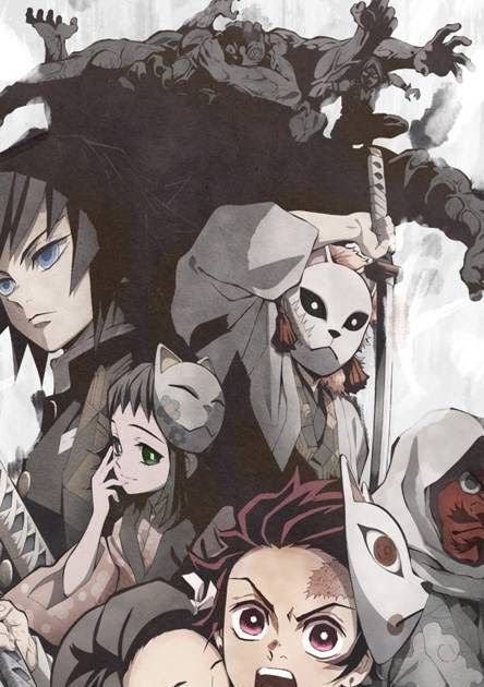 Demon Slayer Kimetsu No Yaiba Iphone Wallpaper All The Pictures Are Free To Set As Kime Live Wallpapers Watercolor Wallpaper Iphone Iphone Wallpaper Hipster Demon slayer anime phone wallpaper