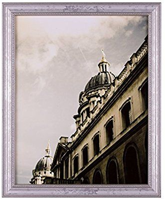 Amazon Com Craig Frames 314si Ornate Silver Picture Frame 11 X 17 Inch Silver Picture Frames Craig Frames Picture Frames