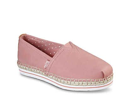 Skechers Bobs Highlights Set Sail Women S Wedge Shoes Highlights