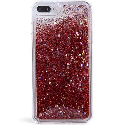 premium selection 4b3f9 94906 iPhone 8 plus®/ 7 plus®/ 6 plus® liquid glitter case in 2019 ...