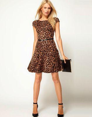Binkelam In Kardesi Leopar Desenli Elbise Modelleri The Dress Moda Stilleri Elbise