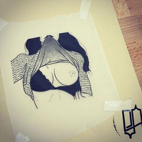 dienstag mit kate victoria verbaan premium poster painting pinterest sketches and illustrations