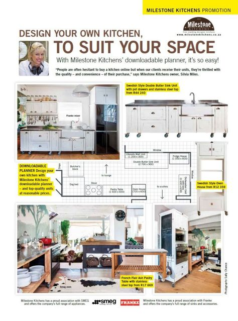 Our Latest Promotion In The Home Tuis Magazine Features Parts Of