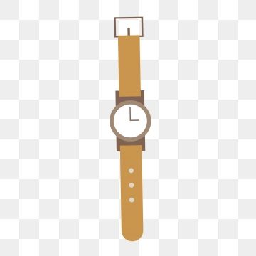 Yellow Watch Watch Cartoon Strap Clock Watch Png And Vector With Transparent Background For Free Download Watch Cartoons Yellow Watches Digital Clocks