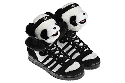 Jeremy Scott x adidas Originals by Originals JS Panda Bear