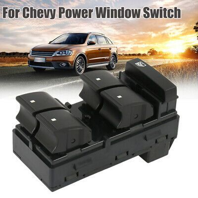 Left Driver Side Window Switch For Chevrolet Silverado Gmc Chevrolet Silverado Chevy Chevrolet Chevrolet Camaro